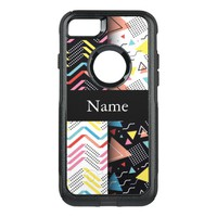 2017 Colorful Pattern OtterBox Commuter iPhone 8/7 Case