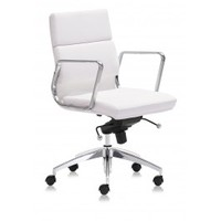Clark Office Chair White - Office