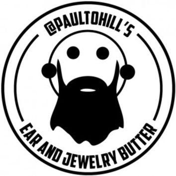 Paul Tohill's Ear and Jewelry Butter! - Laughing Buddha Tattoo & Body Piercing
