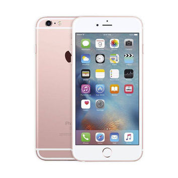 Refurbished iPhone 6s Rose Gold Sprint 16GB