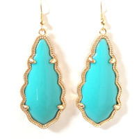 Selma Earrings In Sky Blue