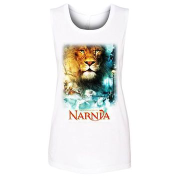 Chronicles of Narnia Muscle T-Shirt