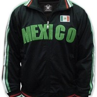 Mexico International Olympic Soccer Track Jacket