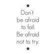 wall quotes wall decals - Try!