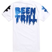 Been Trill Tubes T-Shirt - Mens Tee - White - Extra Large