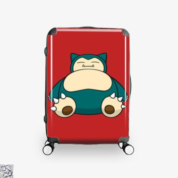 Snorlax, Pokemon Suitcase