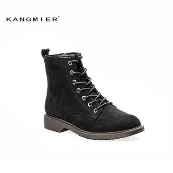 KANGMIER Chelsea  Hiking Boots