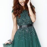 Sherri Hill 2840 Short Homecoming Dress