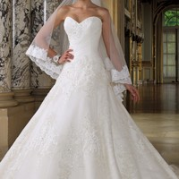 David Tutera 112222 Dress - MissesDressy.com