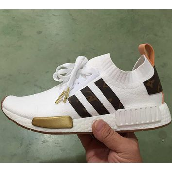 ADIDAS NMD Fashion Women/Men Casual Running Sport Shoes
