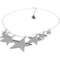 Star Cluster [Silver Mirror] | NECKLACE