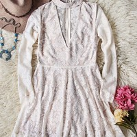 Marrakesh Lace Dress