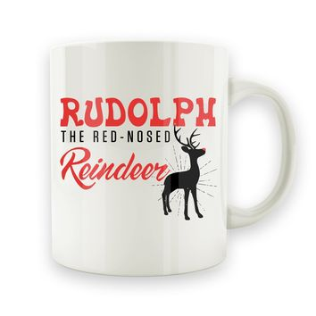 Rudolph The Red-Nosed Reindeer - 15oz Mug