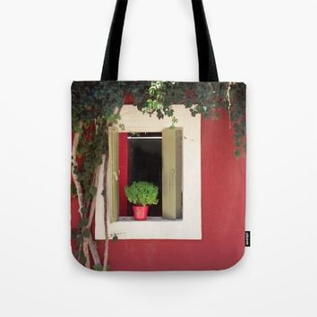 re wall & window Tote Bag by Easyposters