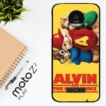 Alvin And The Chipmunks F0267 Motorola Moto Z2 Play Case