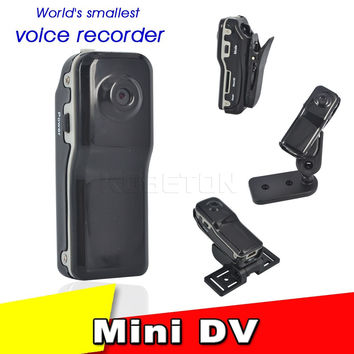2016 Newest Mini DVR DV Sports Camera for Bike / Motorbike Audio Video Recorder 720P HD DVR Mini DVR Camera & Holder