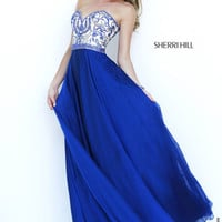 Sherri Hill - 1947 - Prom Dress - Prom Gown - 1947
