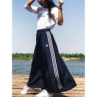"""Adidas"" Sport Leisure Long Skirt"