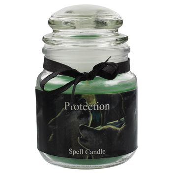 Lisa Parker Protection Spell Mini Candle