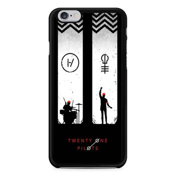 Twenty One Pilots Josh Dun Tyler Joseph iPhone 6/6S Case