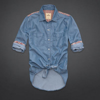 Tamarack Denim Shirt