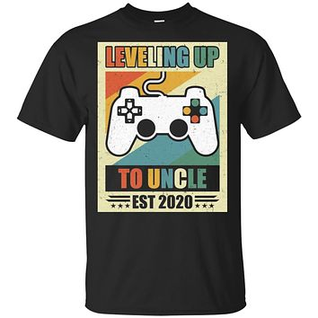 Gamer Promoted To Uncle 2020 Leveling Up To Uncle Gift