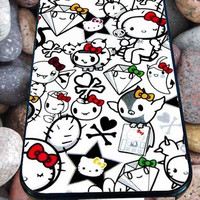 Hello Kitty (3) for iPhone 4/4s/5/5S/5C/6, Samsung S3/S4/S5 Unique Case *95*