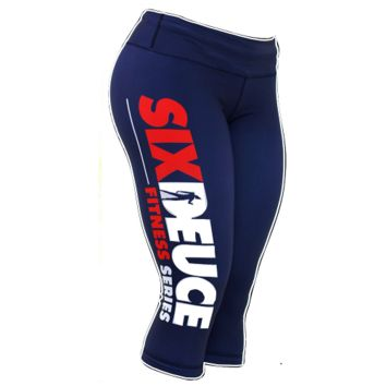 Six Deuce 3/4 Summer Collection  Leggings