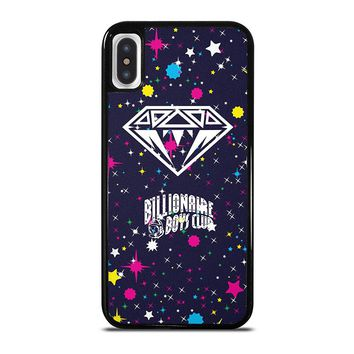 BILLIONAIRE BOYS CLUB BBC DIAMOND iPhone X Case Cover