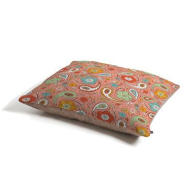 Heather Dutton Adora Paisley Pet Bed