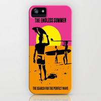 The Endless Summer iPhone Case by Ian Layne | Society6
