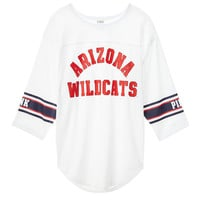 University of Arizona Boyfriend Jersey Tee - PINK - Victoria's Secret