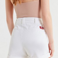 Dickies White Short | Urban Outfitters