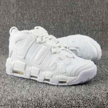 Nike Air More Uptempo Big R Scottie Pippen White Sport Basketbal 2bb662cd3f