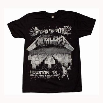 Metallica Damage on Tour T-Shirt