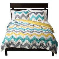 room essentials chevron comforter from target dorm room