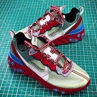 UNDERCOVER x Nike Upcoming React Element 87 #3 Sport Running Shoes