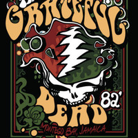 Grateful Dead Rasta Print at AllPosters.com