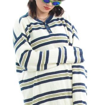 Vintage 90's Pre-Makeover Tai Sweater - One Size Fits Many