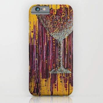 :: Afternoon Wine :: iPhone & iPod Case by :: GaleStorm Artworks ::