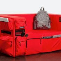 Couch + Backpack = Small Sofa with Super-Sized Storage | Designs & Ideas on Dornob