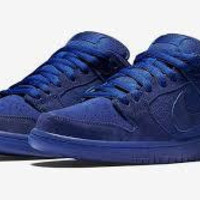 Nike SB Dunk Low Pro-Deep Royal Blue/Deep Royal Blue