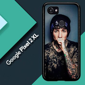 Oliver Sykes Bring Me The Horizon And Signature F0543 Google Pixel 2 XL Custom Case