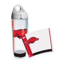 Tervis® University of Arkansas 24 oz. Water Bottle with Lid