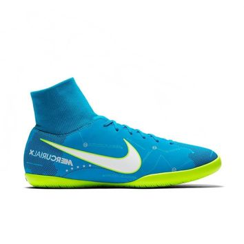 Nike Mercurial X Victory VI Neymar IC Kids Soccer/Football Shoes