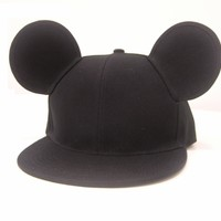 Mickey Mouse Ears MODU Snapback — MODU Designs