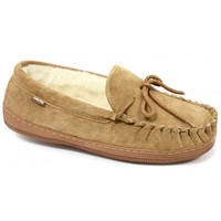 Lady's Moccasin (Synthetic) - Moccasins - Women