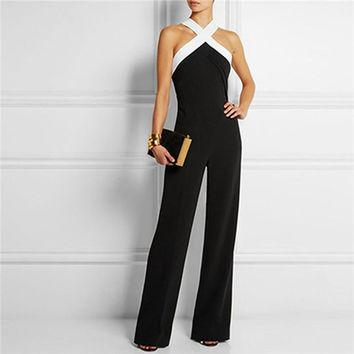 New Arrival!!    Women's Sexy Off Shoulder Jumpsuit.     Available in Red, Black and Blue.    Sizes Small to 2XL.    ***FREE SHIPPING***