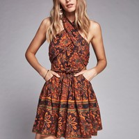 Free People New Romantics Lazy Luau Dress
