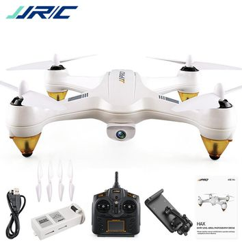 JJRC JJPRO X3 HAX Brushless Double GPS Positioning Altitude Hold WIFI FPV 1080P HD Camera RC Drone Quadcopter Toy RTF Helicopter